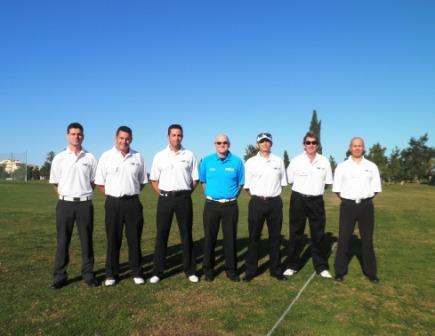 November 2011 Group, Oliva Nova, Spain